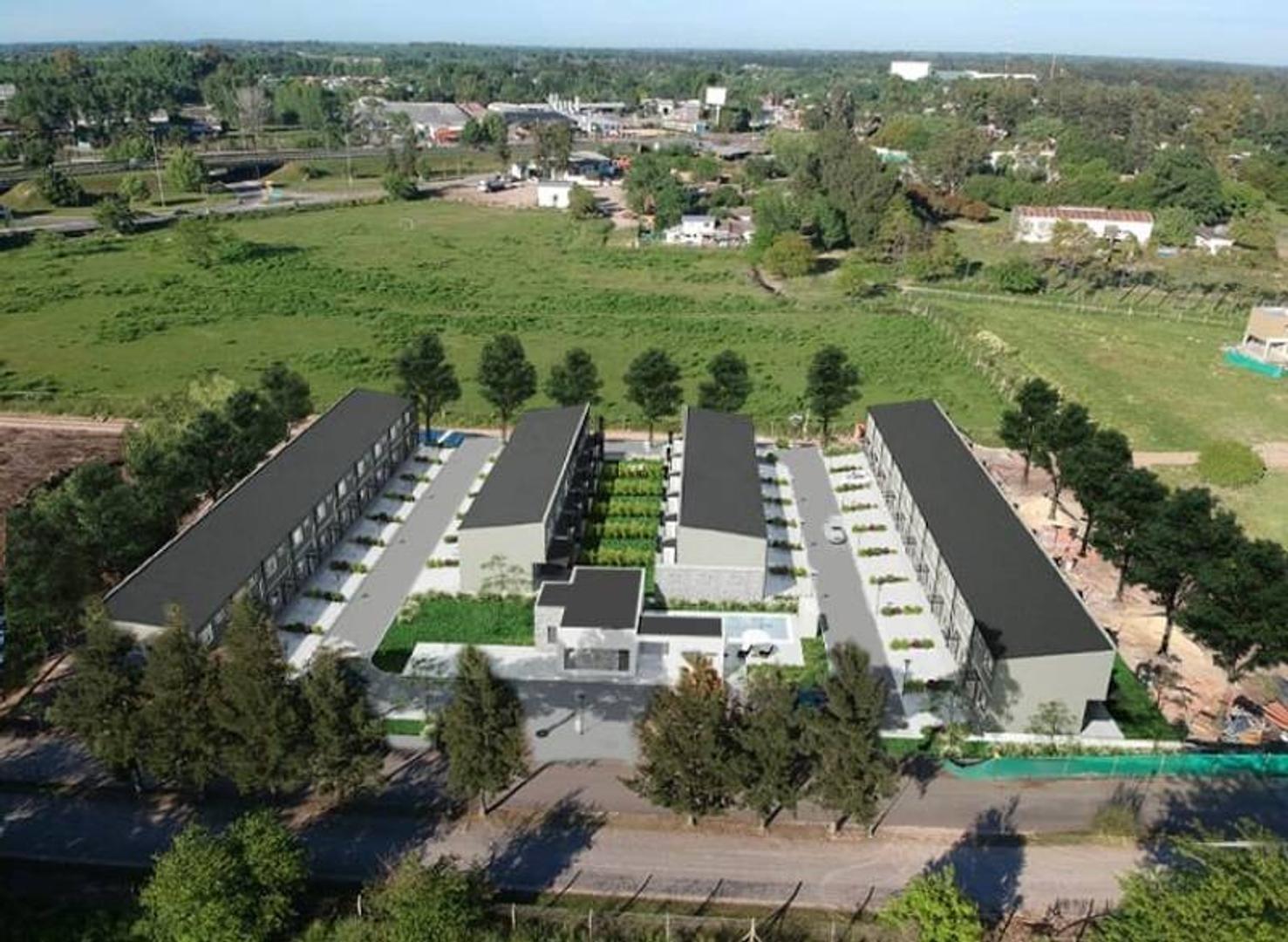Departamento - 59 m² | 1 dormitorio | A estrenar