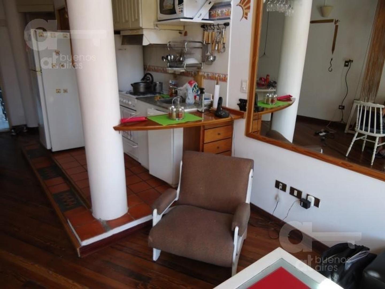 Palermo, Departamento 2 Ambientes tipo Loft con Balcón, Alquiler Temporario Sin Garantía!