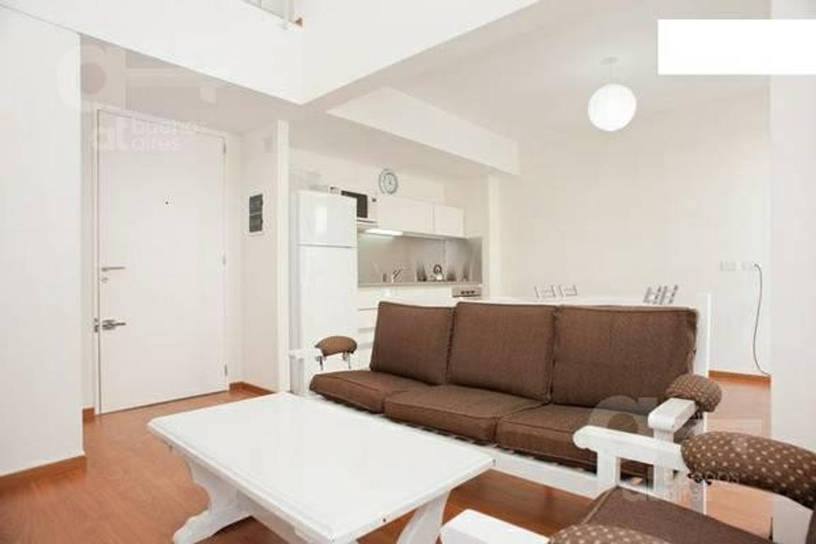 Caballito, 2 Ambientes en Duplex, Alquiler temporario sin garantía