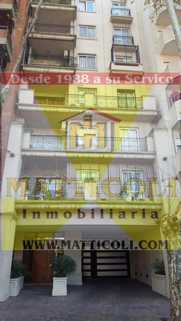 Hermoso 3 ambientes con 2 baños, balcon y Cochera en Villa Urquiza