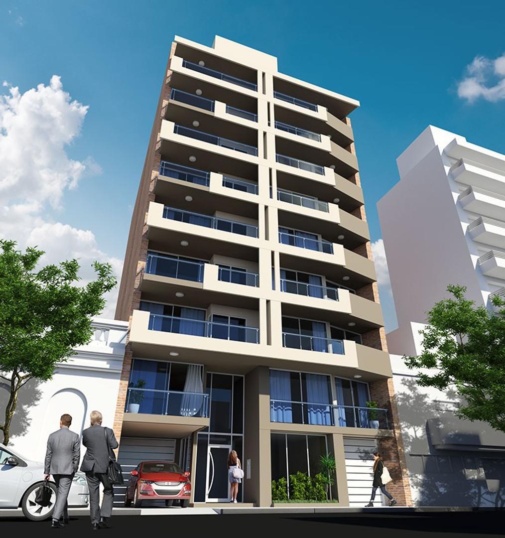 Departamentos 2 dormitorios a metros de Av. Pellegrini - Entrega Julio 2020