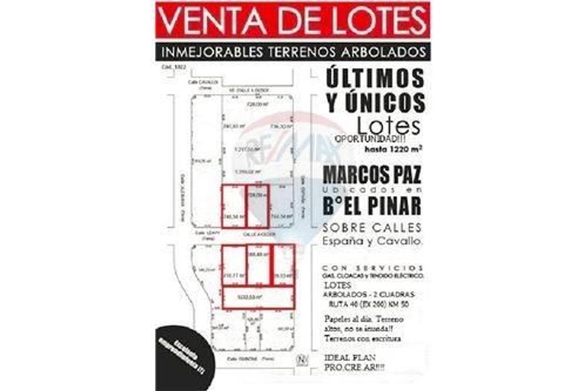 Terreno en venta en España 0 - Marcos Paz - Argenprop