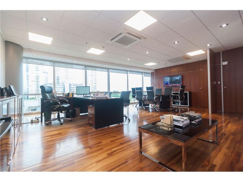 Oficina en alquiler en camila o gorman 400 puerto madero for Oficina virtual puerto madero