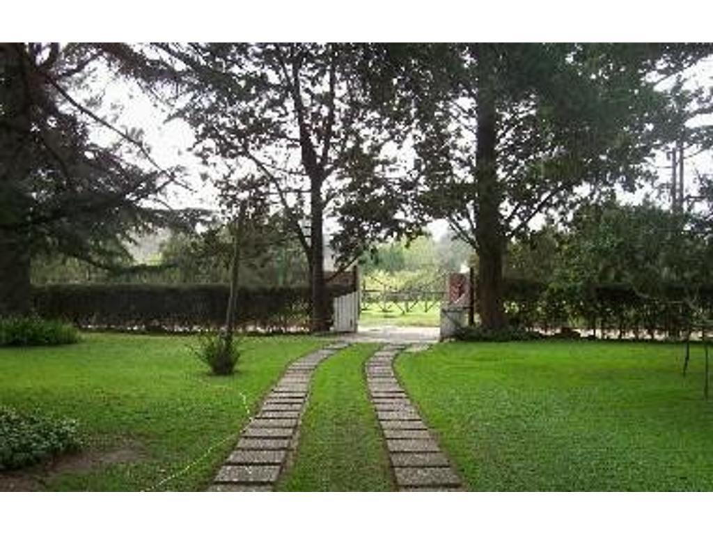 Quinta en General Pacheco