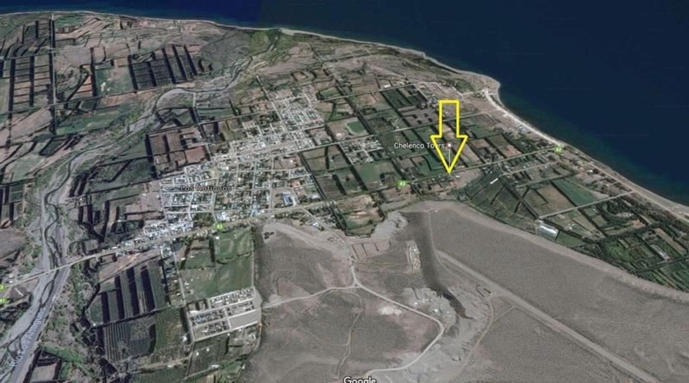 Terreno en Santa Cruz (Los Antiguos)