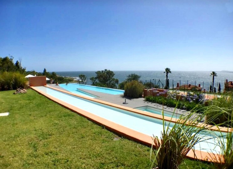 Magnífico Apartamento de lujo con Vista al MAR y piscina Marina del Este-PUNTA DEL ESTE-