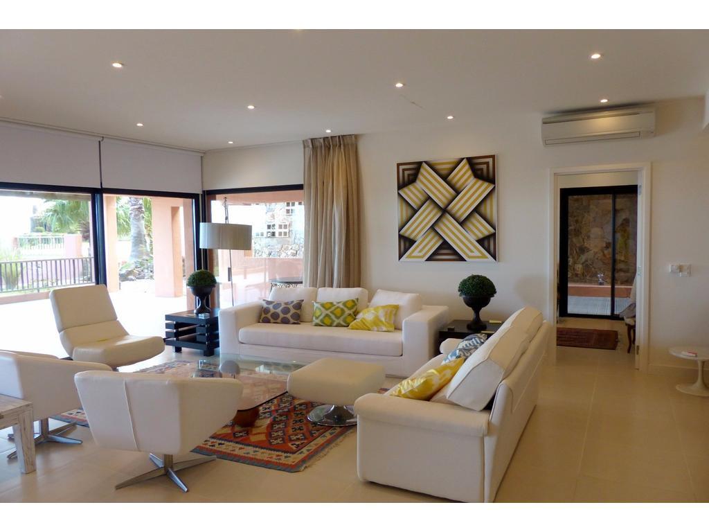 Magnífico Apartamento Piso completo de lujo en Marina del Este, Punta Ballena-c/Piscina y vigilancia