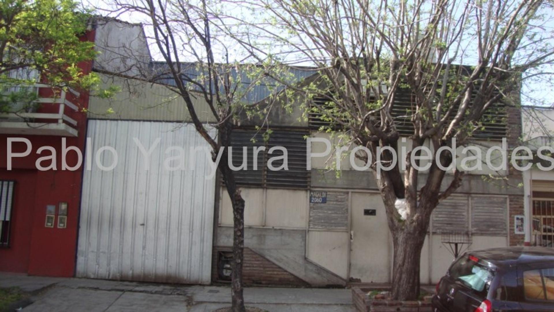 XINTEL(YAR-YAR-14431) Galpón - Alquiler - Argentina, Tres de Febrero - MAGALDI AGUSTIN 2060