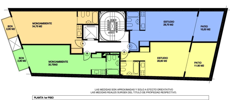 (LUI-LUI-10479) Departamento - Venta - Argentina, Capital Federal - SANCHEZ DE BUSTAMANTE 1300 - Foto 17
