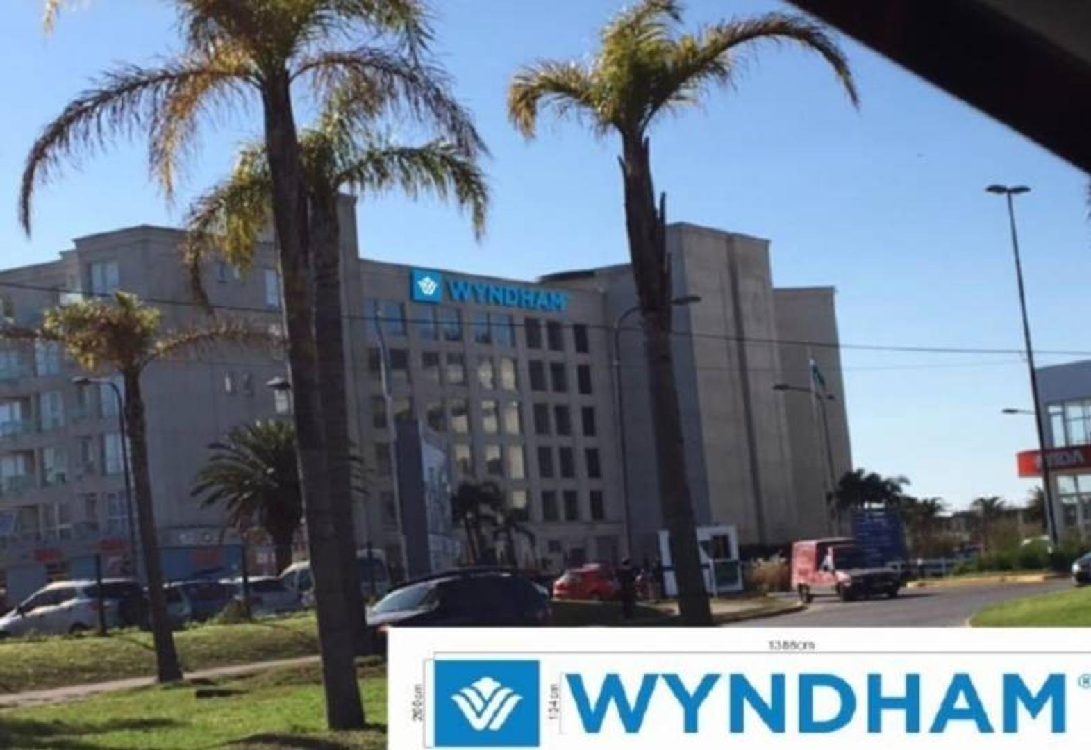 LOFTS WYNDHAM  DEPTO O OFICINA  VISTA A LA BAHÍA AMOBLADO. Y EQUIPADO COCHERA PAQUETE