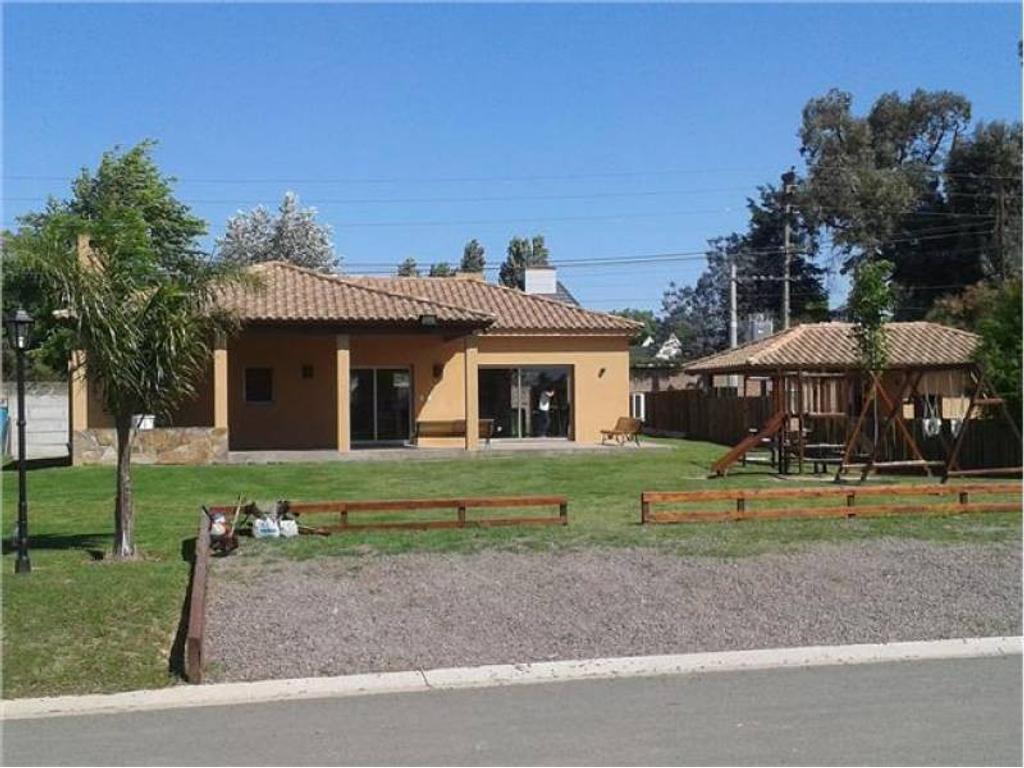 Alquiler Duplex tres ambientes B. C El Hornero