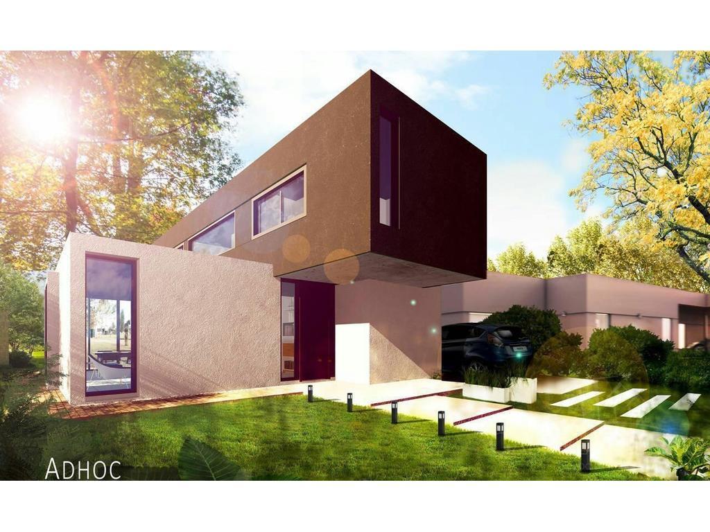 Casa en venta en las tipas al 100 nordelta las tipas for Casas modernas nordelta