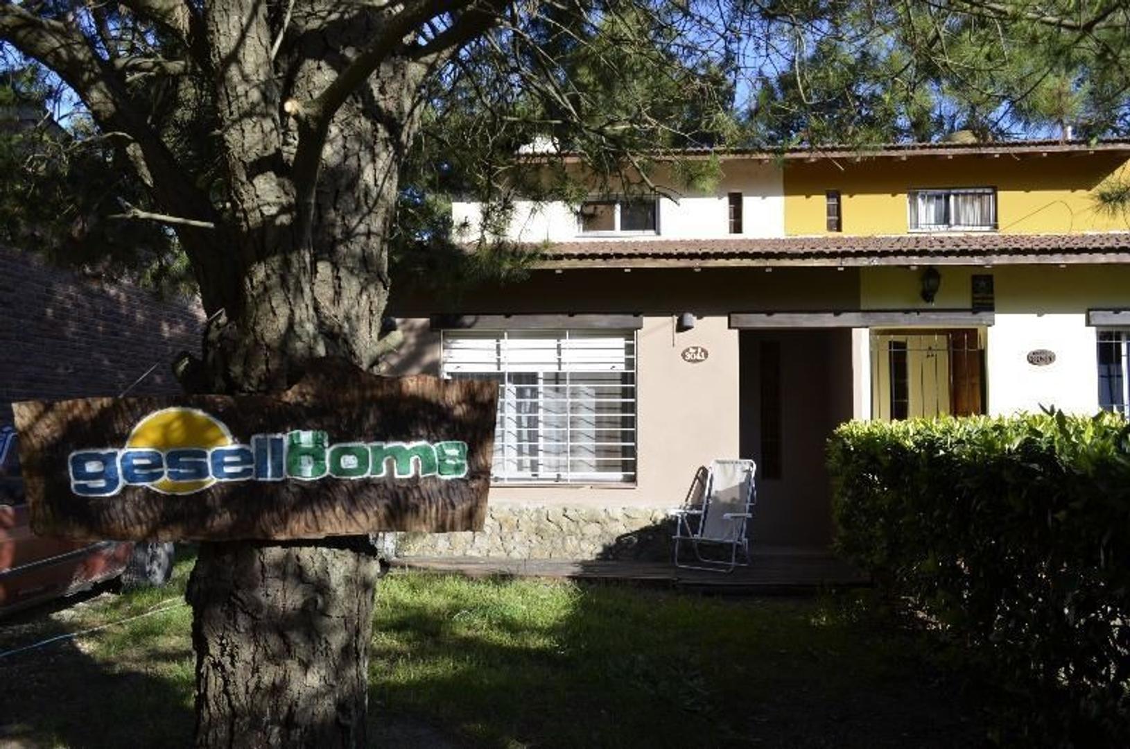 Casa en Alquiler Por Temporada - 3 ambientes - $ 1.990