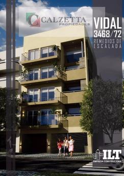 Departamento 3 ambientes con balcón de pozo - anticipo y cuotas  ¡OPORTUNIDAD!