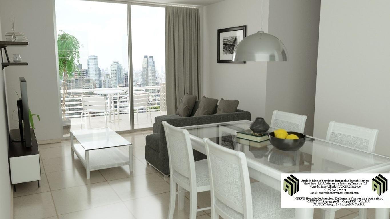 Venta Departamentos 2 Amb 52 m² en Obra :: Boedo