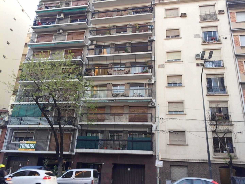 Almagro Venta 4 ambientes con dep cochera opcional Apto credito 100 m2 muy luminoso balcon corrido