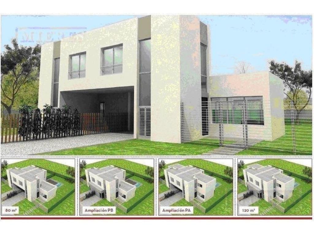 Venta Casa Bº San Patricio, Tigre. Proyecto en desarrollo.