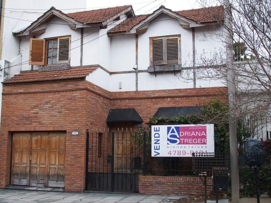 Casa en venta 5 ambientes zona Saavedra