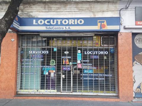 Alquilo local a la calle - Zona Fraga y Av. Elcano - Superf.: 40 m2