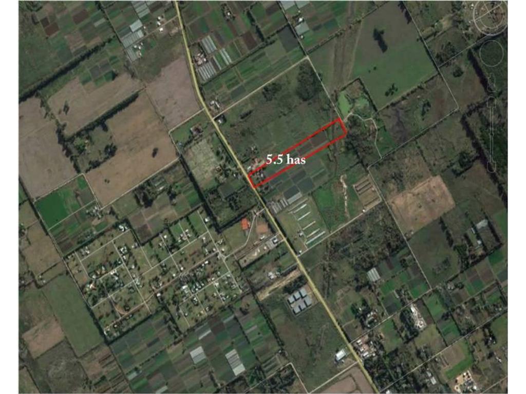 Venta Campo 5.5 Has, Ruta 25,  zona Pilar, Gran Bs.As., Argentina,
