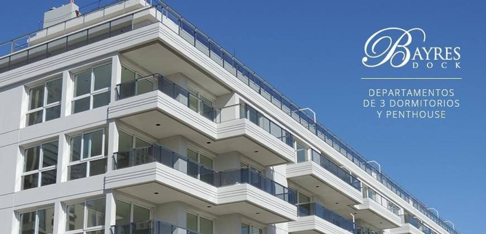 Departamento  en Alquiler ubicado en Puerto Madero, Capital Federal - MAD0778_LP81528_1