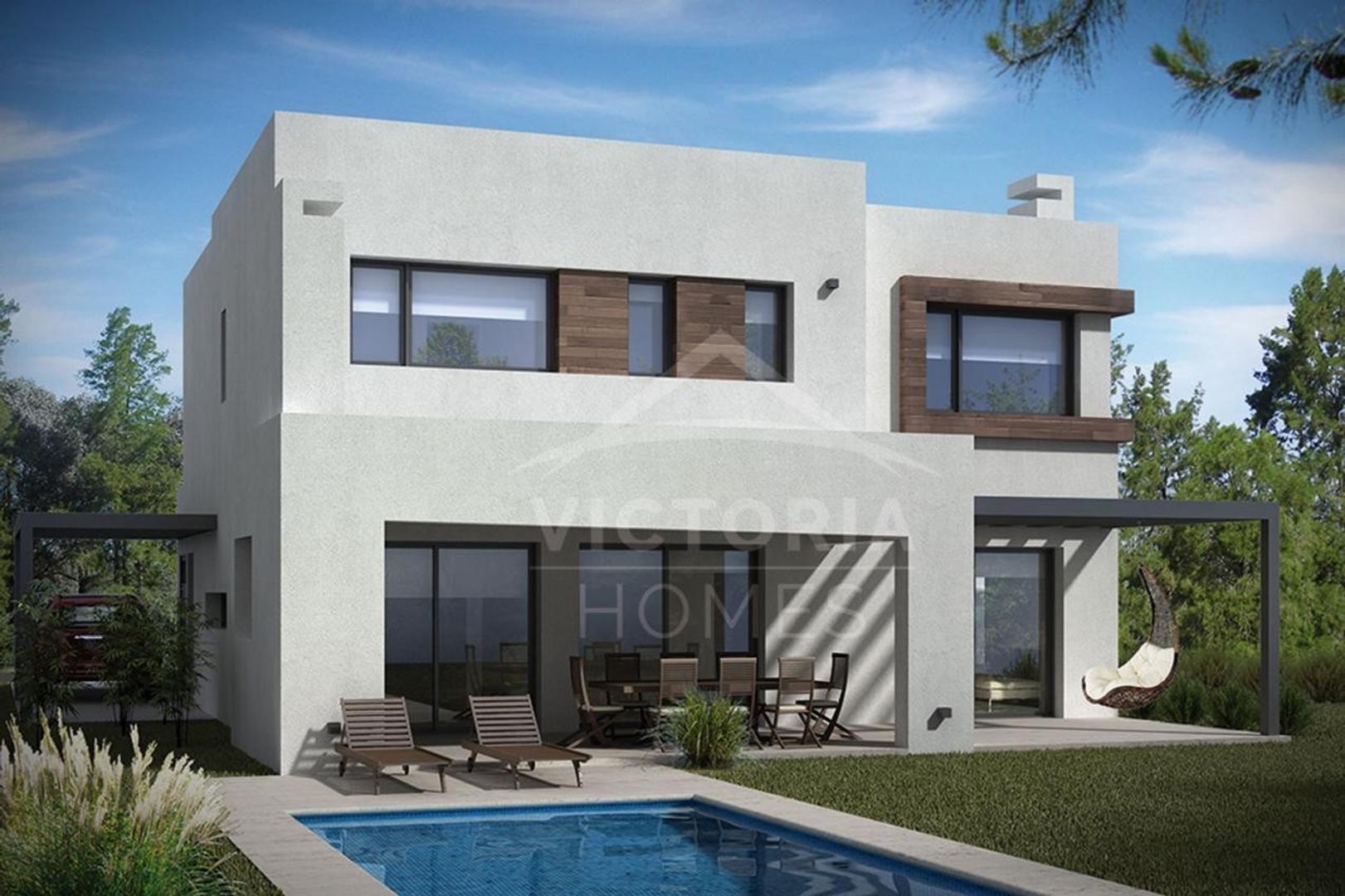 Casa a construirse en El Canton