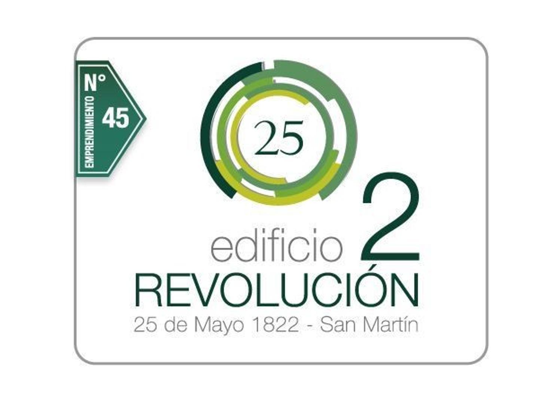 En construcción excelentes departamentos!  25 de Mayo 1822/8 - San Martín