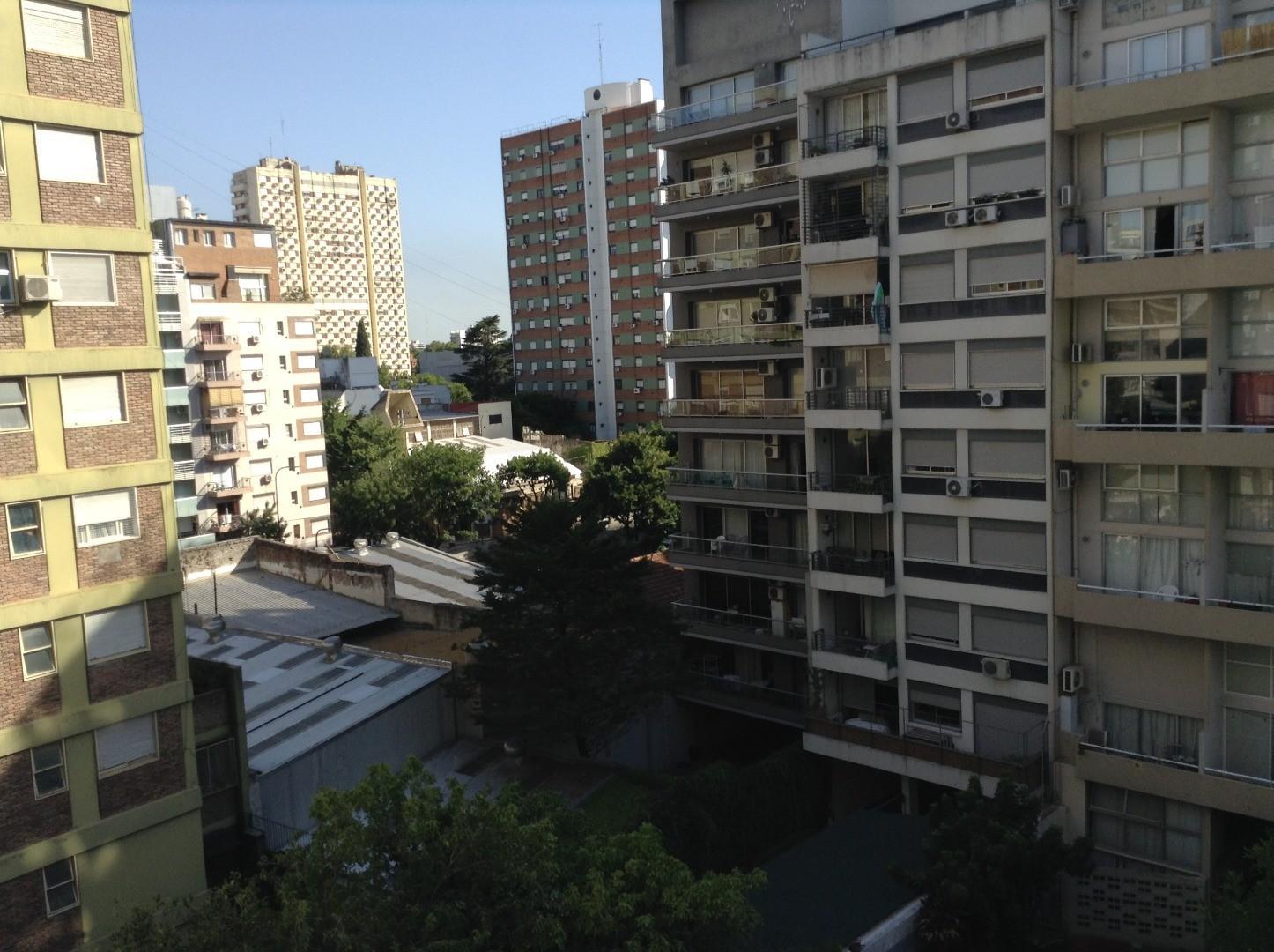 Ambiente Semi-equipado, Sexto piso, Abt, Amenities