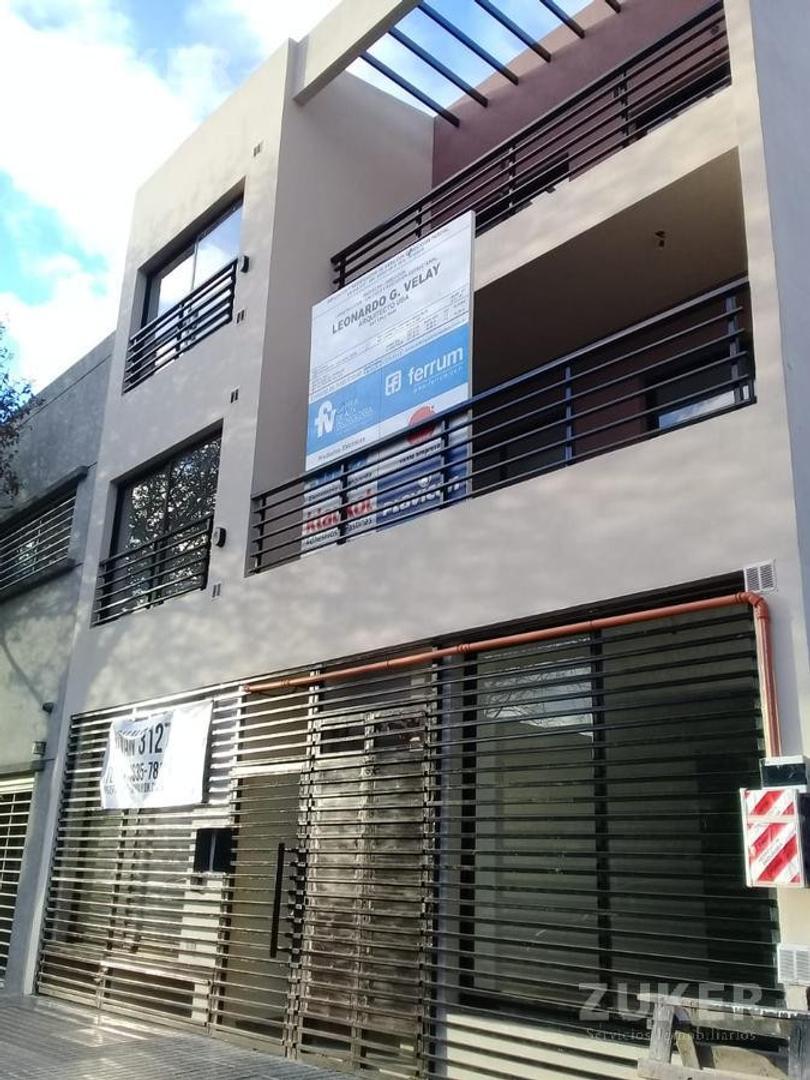 Venta Departamento de un ambiente a estrenar con balcón terraza Villa Urquiza