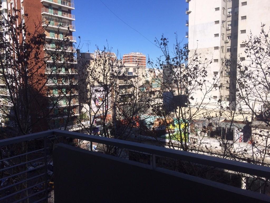 A mts  de Subte - A Estrenar -s/Av Boyaca y Rivadavia -Vsta Abierta -Balcon c/mucha LUZ - A/Prof