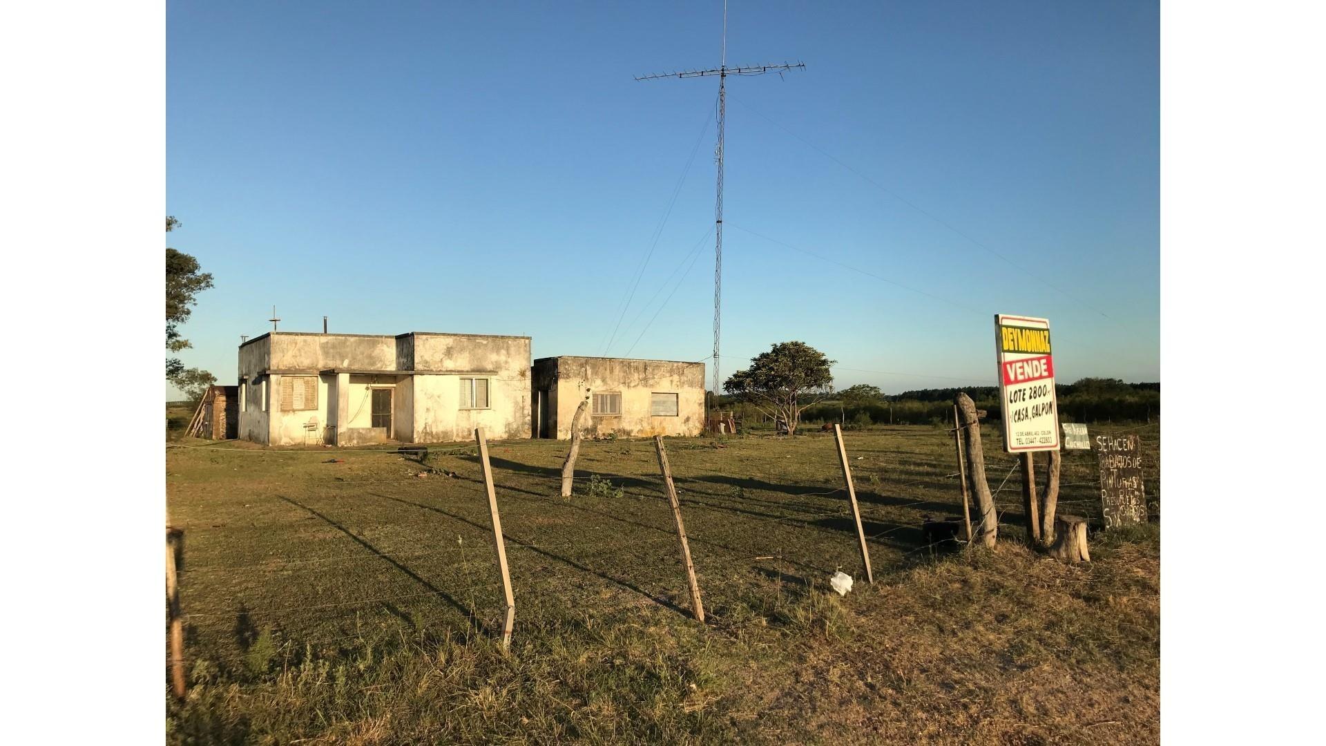 Casa de Campo en Colonia San Juan