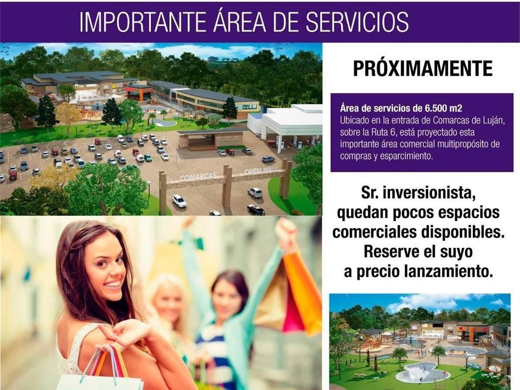Área de Servicios en Comarcas de Luján.