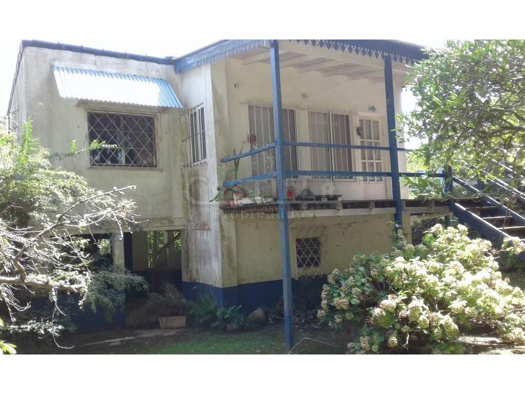 Venta de Casa sobre Arroyo Arroyón en el delta