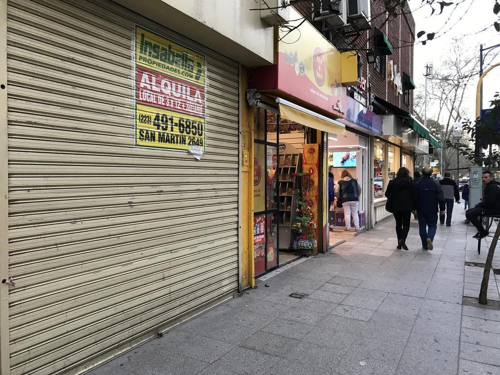 OPORTUNIDAD - San Luis e/ Peatonal y Rivadavia - Frente: 3 mts - Fondo: 10 mts - (LOCAL   SÓTANO)