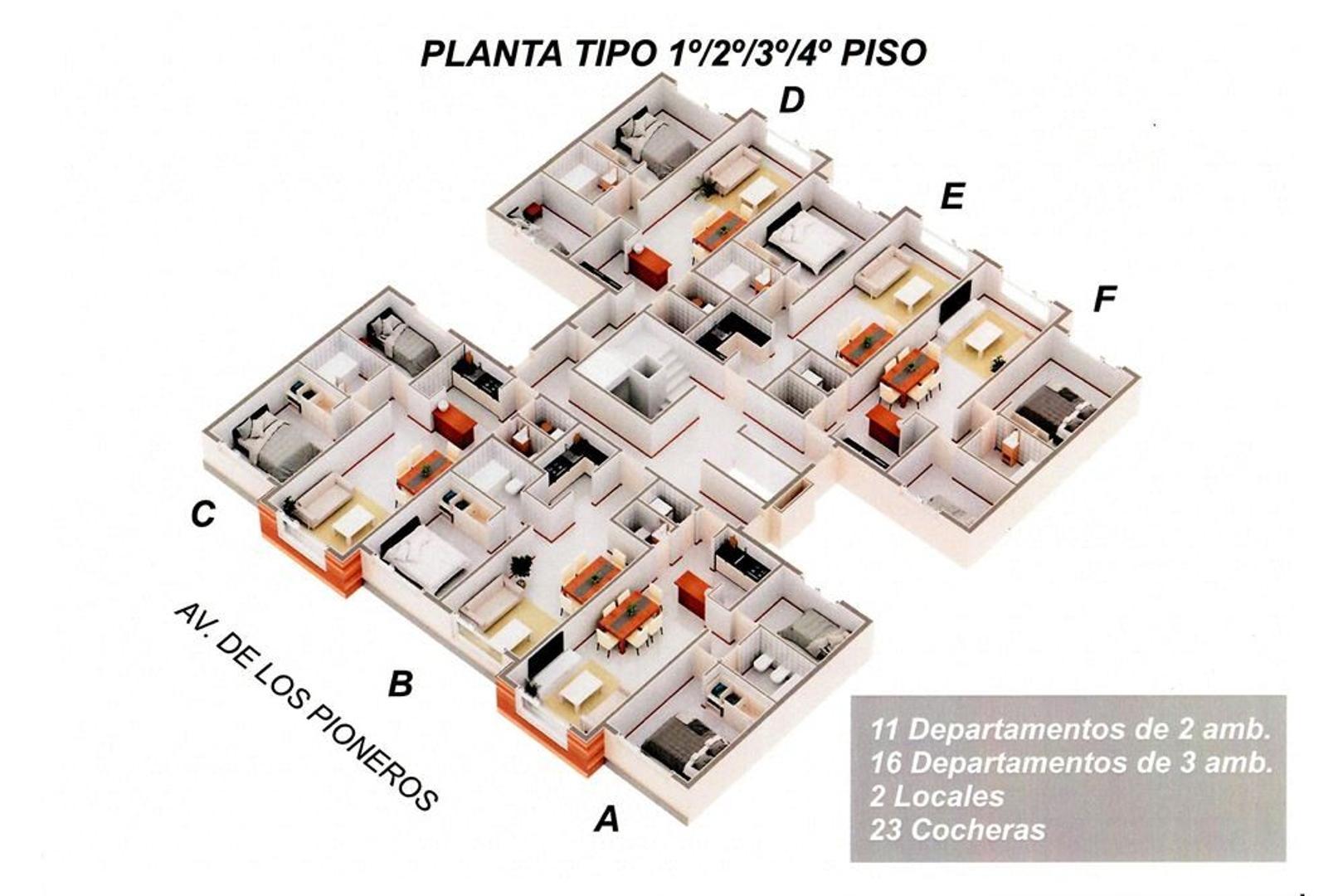 "Edificio ""POZO"" en venta centro Bariloche"