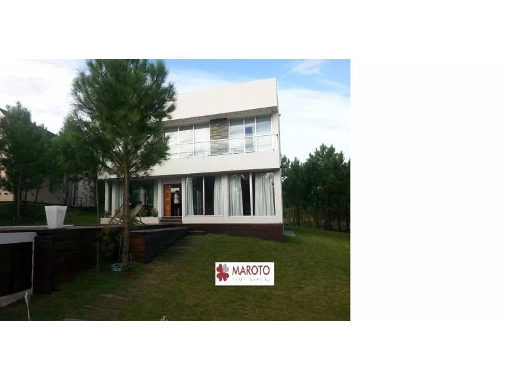 Costa Esmeralda - Casa en venta en barrio Golf 2 - Importante Financiacion - Cuotas ¡¡