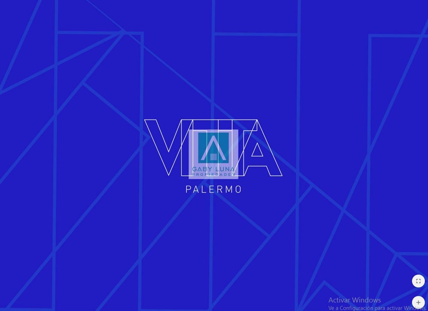 VITTA Palermo 2Amb Duplex 117m UF 802 Sobre Cordoba