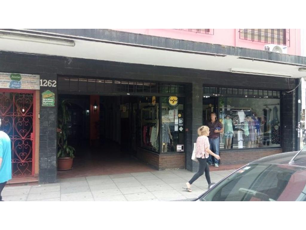 VENDO locales-5 en terreno propio-flores-caba-avenida varela-galeria