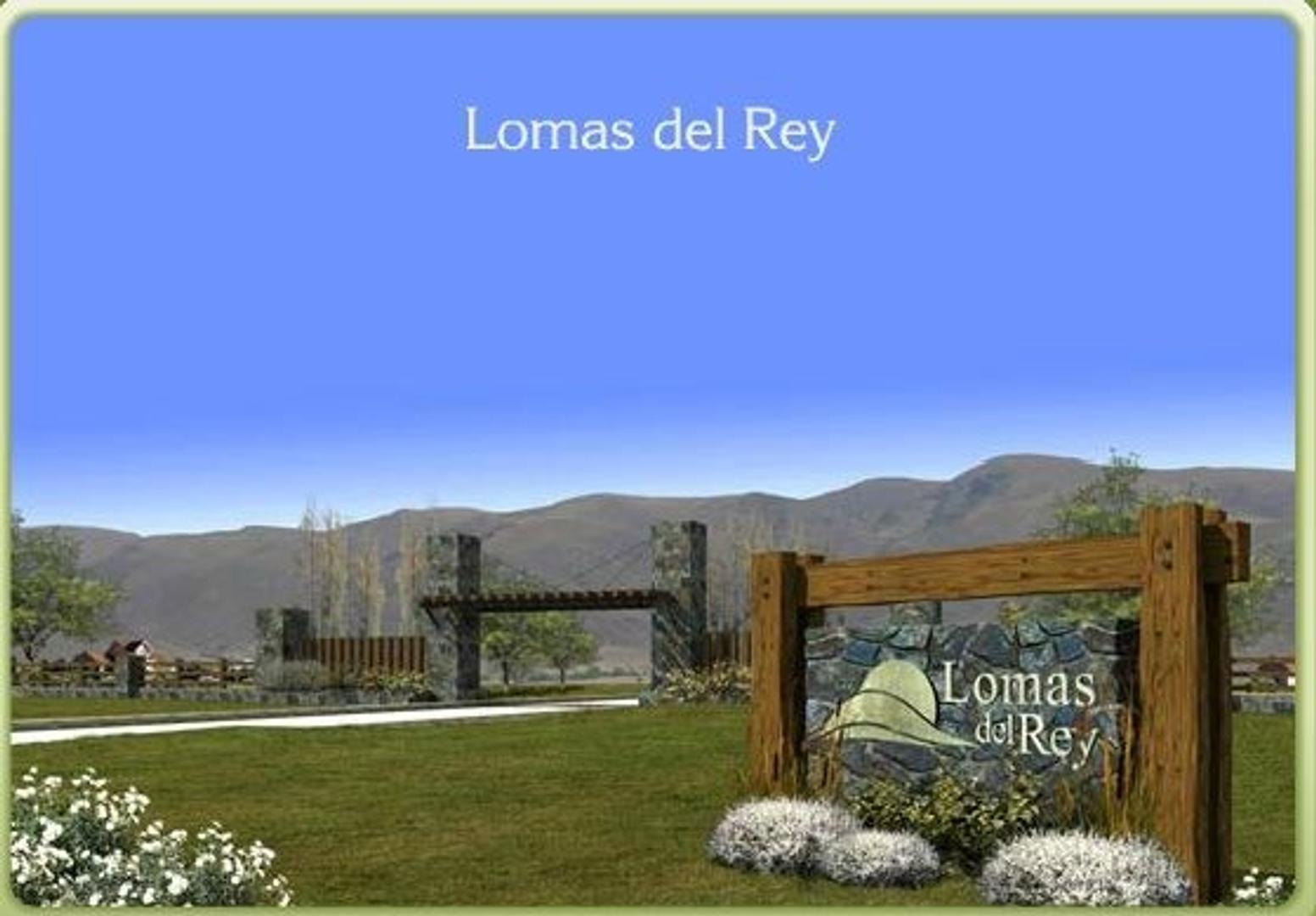 """LOTE EN VENTA DE 1550 M. EN Bº CERRADO """"LOMAS DEL REY""""- MAYU SUMAJ- HERMOSA VISTA A LAS SIERRAS"""