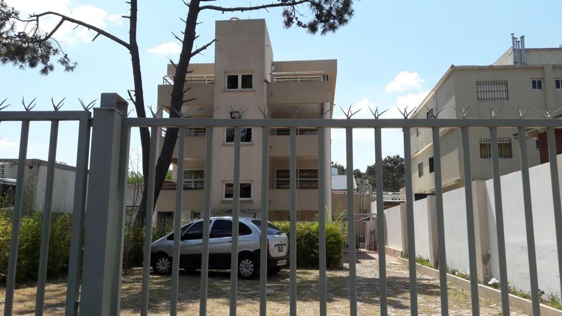 Departamento en Alquiler Por Temporada en Villa Gesell - 2 ambientes