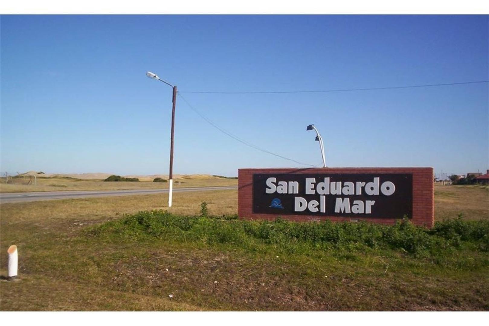 Lote a 300 metros del mar en San Eduardo del Mar