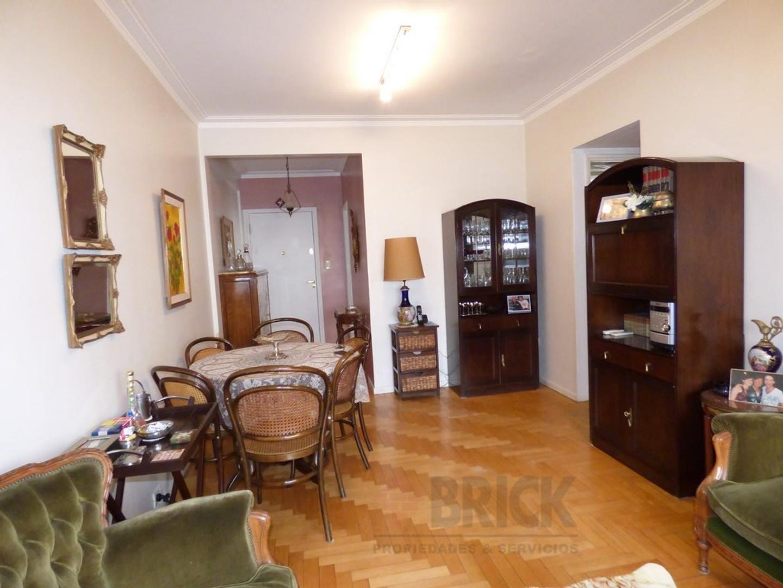 Departamento - 64 m² | 3 dormitorios | Contrafrente