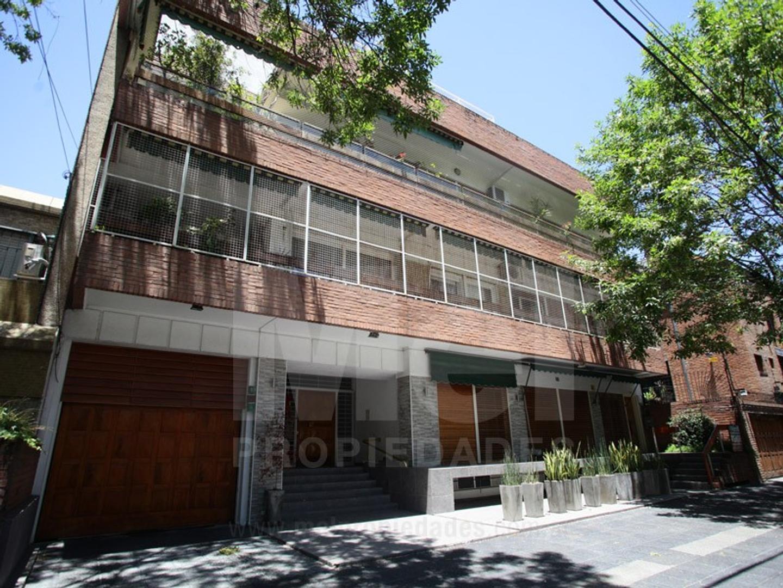 INCREIBLE DEPTO 247 m2, 4 AMB CON DEP. TERRAZA PRIVADA Y 3 COCHERAS Y BAULERA