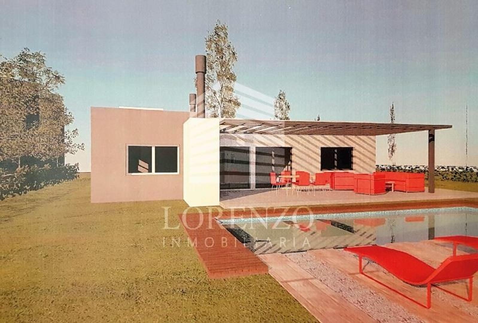 Casa a ESTRENAR en Los Nogales - Haras Santa Maria