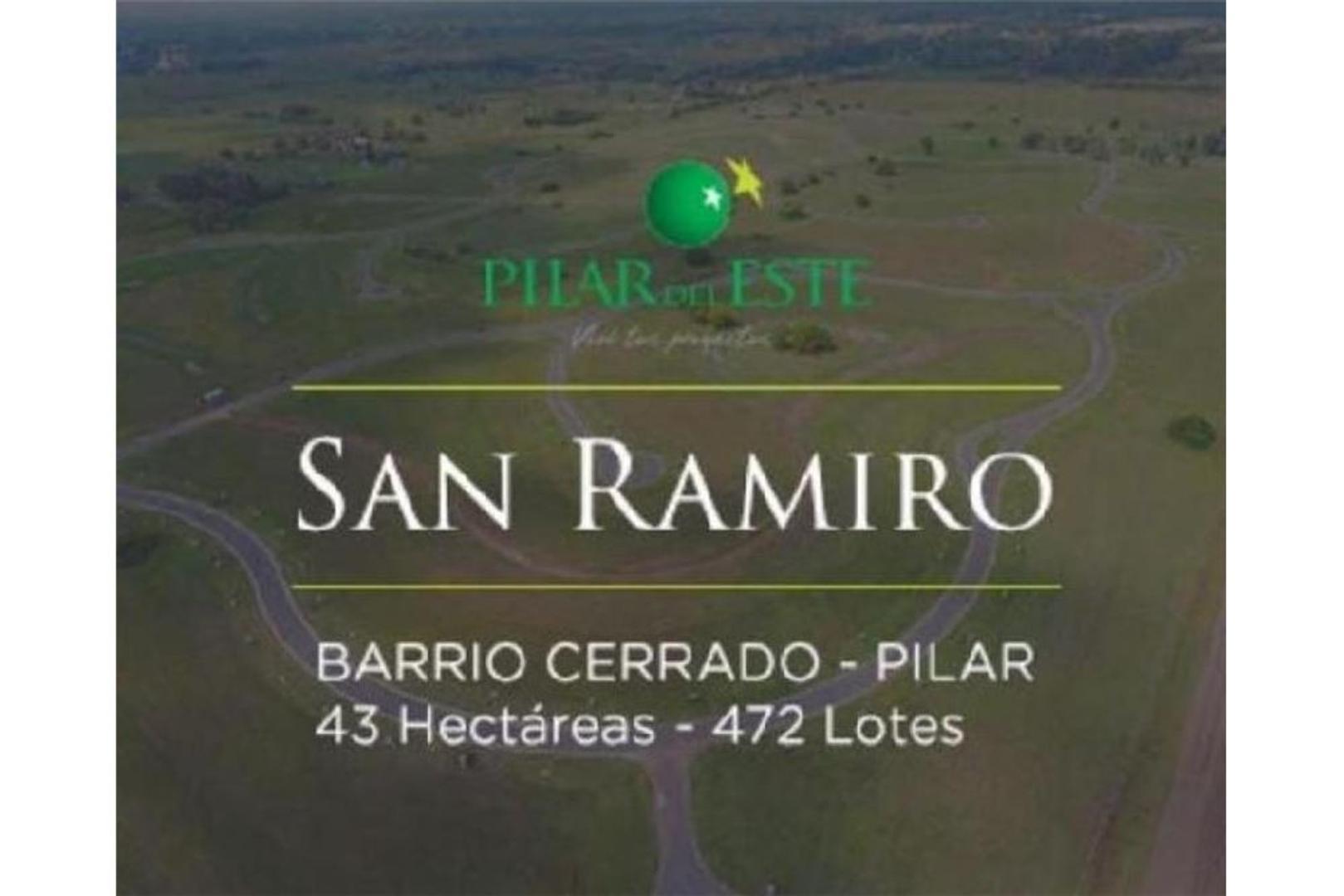 Lote Perimetral - Pilar del Este - San Ramiro