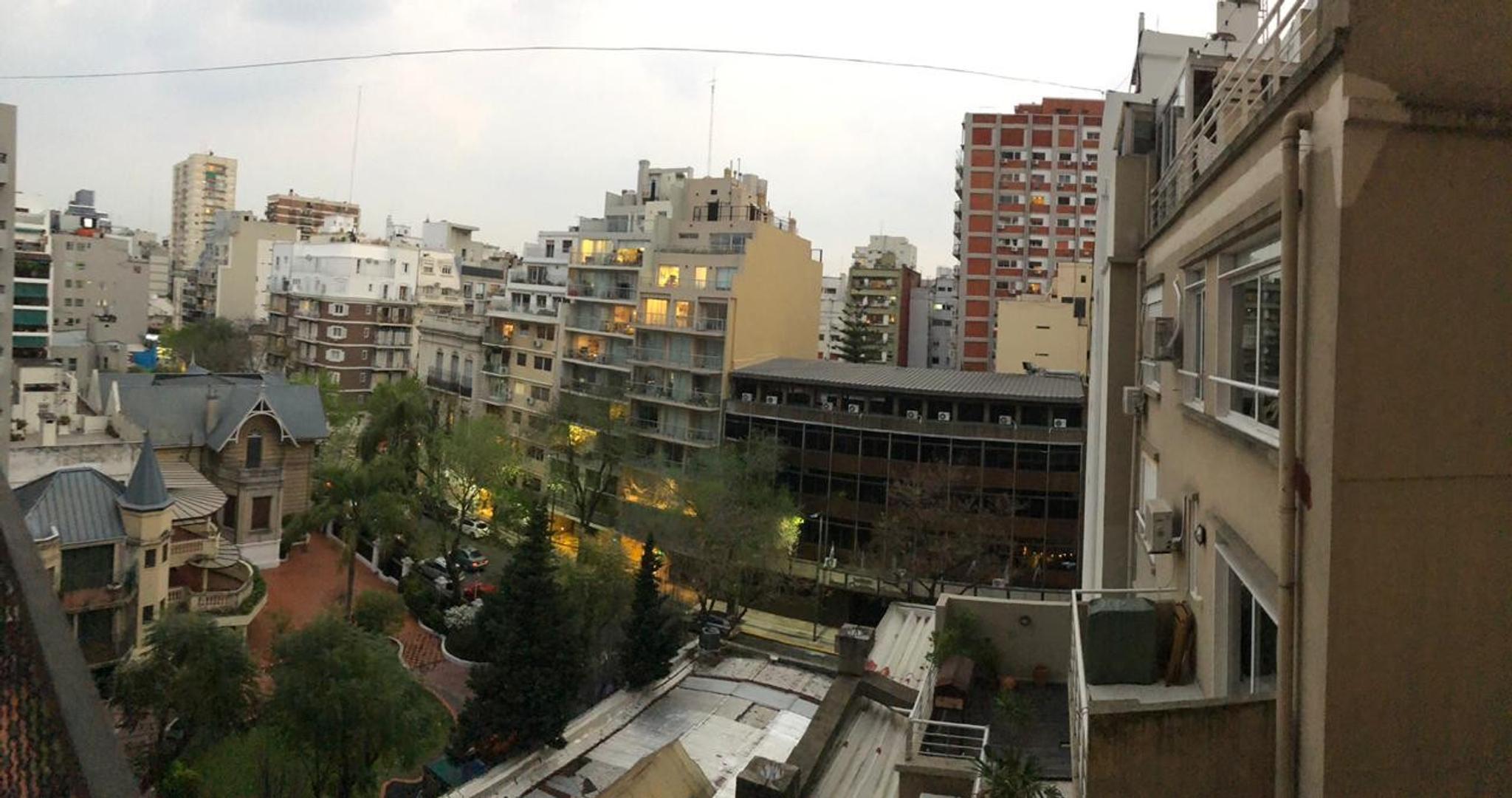 Departamento en Alquiler en Belgrano R - 2 ambientes