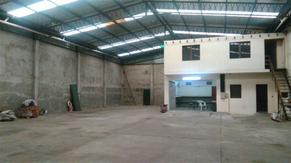 Alquiler  Galpón  600mts Cubiertos Próximo Av. Rolon Mercado Beccar Zona Industrial