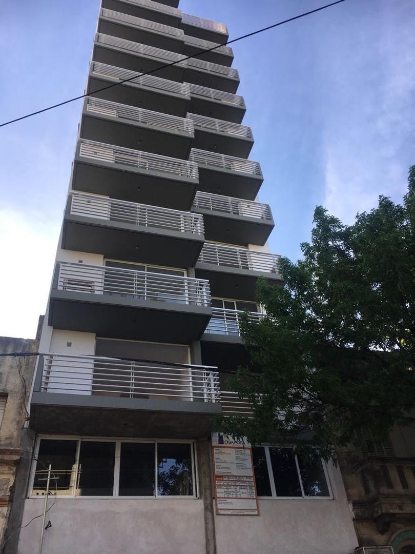 Monoambiente a ESTRENAR - MUY AMPLIO - LUMINOSO - 40 m2
