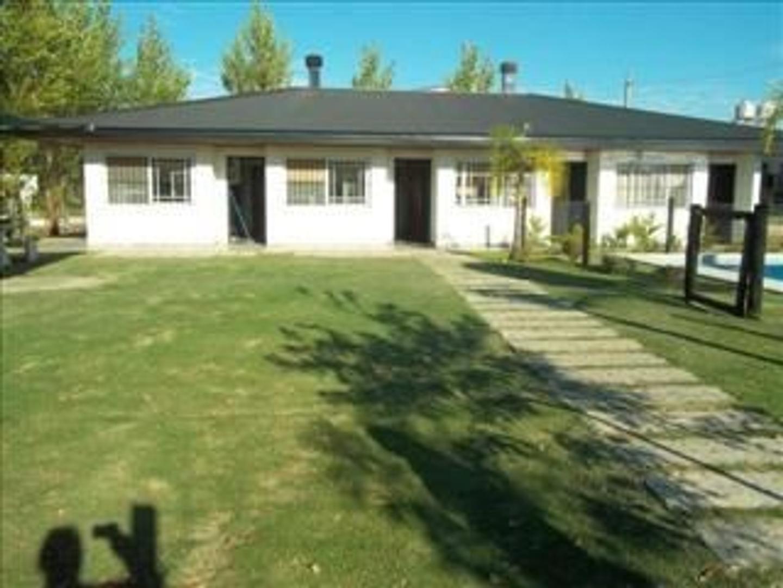 Casa en Venta en San Jose - 2 ambientes