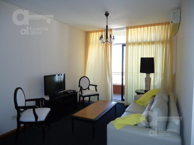 Palermo, Departamento 2 Ambientes con Balcón y Amenities, Alquiler Temporario Sin Garantía!